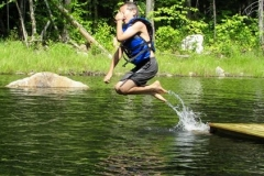 Jumping into the Pond