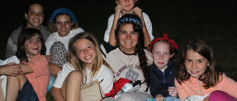camper staff page