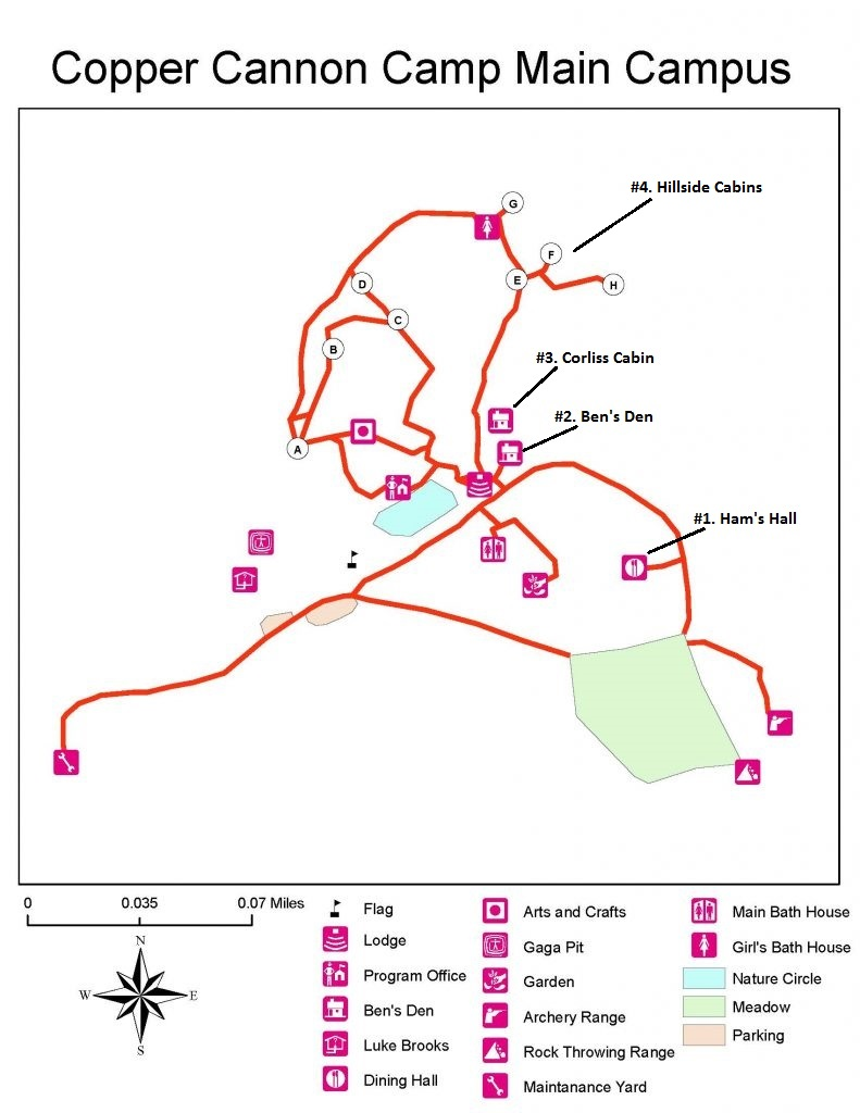 CAMP MAP For online tour