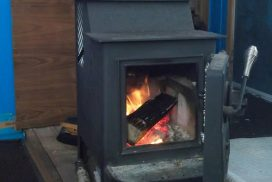Corliss Wood-Burning Stove