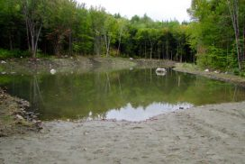 Copper Cannon Camp - Rental - The Pond