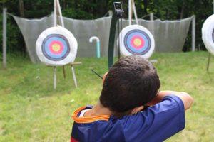 Copper Cannon Camp - Archery