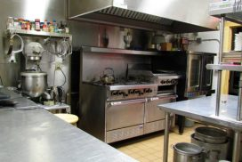 Rentals - Commercial Kitchen