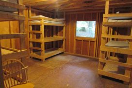 Rentals - Cabin Main Sleeping Area