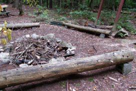 Ranger Outpost Campfire