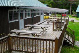 Rentals - The Lodge Deck