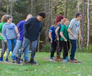 Copper Cannon Camp - Low Ropes